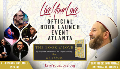 the book of love launch event